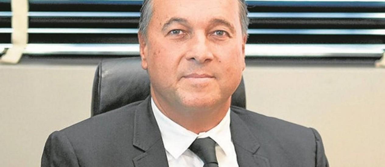 Bruno Armbrust, presidente da CEG Foto: Divulgação