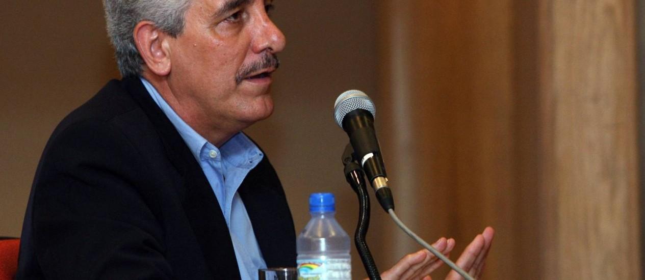 Henrique Pizzolato, ex-diretor do Banco do Brasil Foto: Ana Branco/14-2-2008 / Agência O Globo