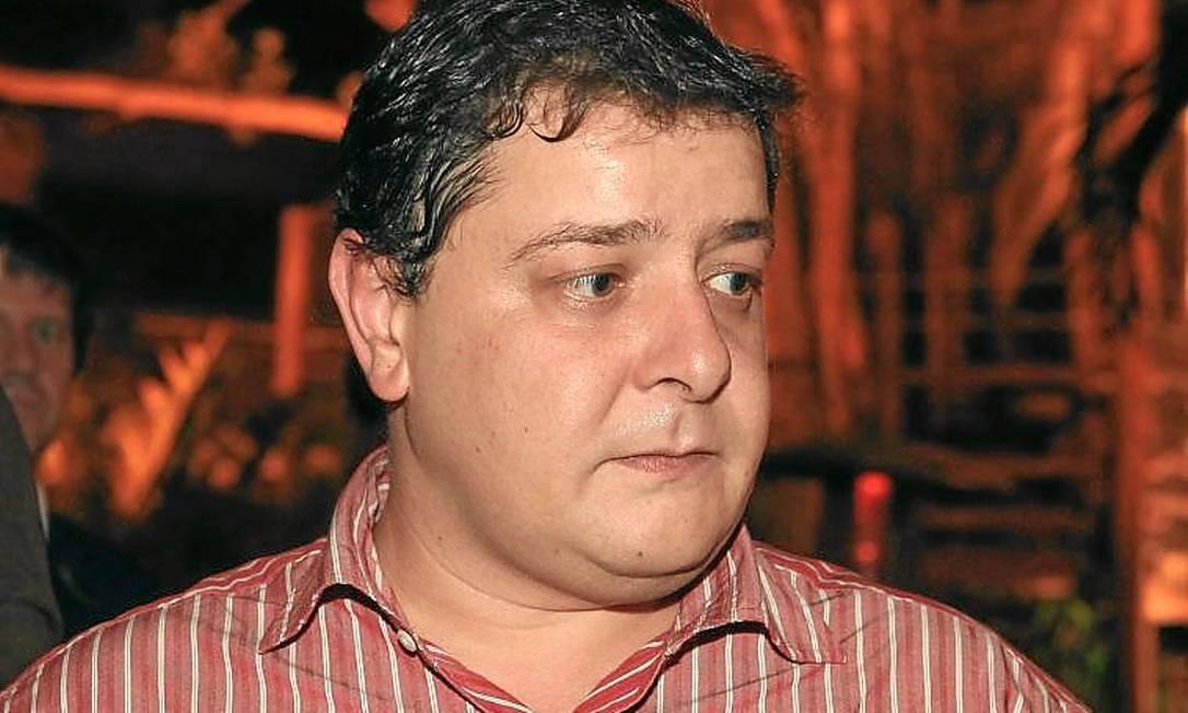 Filho do ex-presidente foi monitorado por agentes da Polícia Federal Foto: Greg Salibian/Folhapress