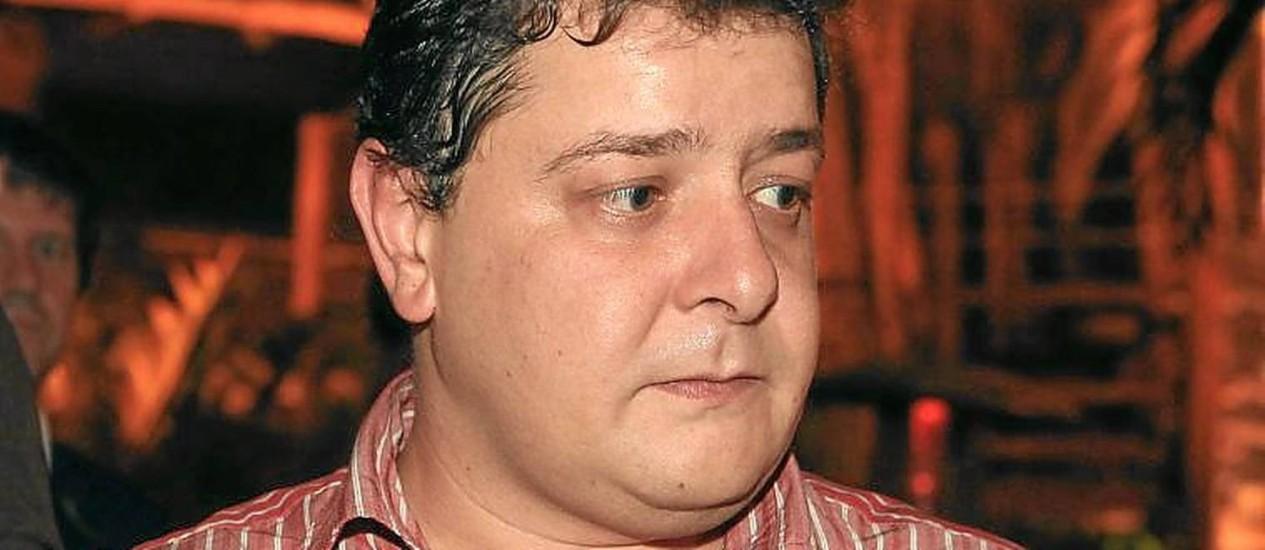 Filho do ex-presidente foi monitorado por agentes da Polícia Federal Foto: Greg Salibian / Greg Salibian/Folhapress