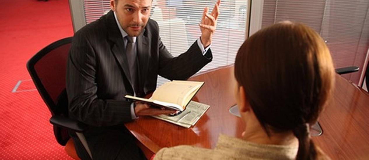 O feedback é um momento de reflexão de performance, atenção ao realizado e constante aprendizado Foto: Arquivo