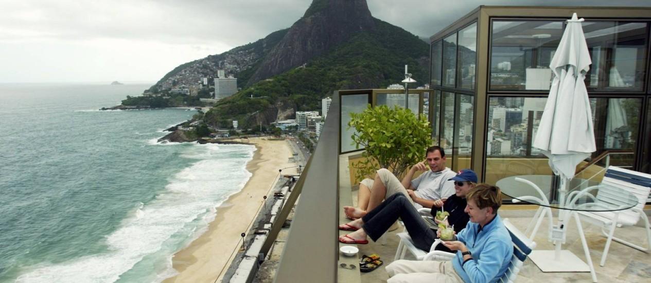 Hotelaria carioca cobra diária por 22h de hospedagem, quando o correto são 24h Foto: Fábio Rossi