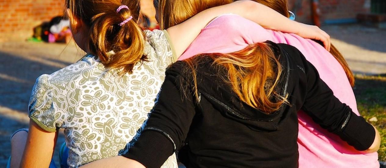 Participantes recordavam um momento agradável, como encontros com amigos Foto: Stock Photos