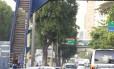 Desinformação. A placa, na Presidente Vargas, aponta a direção Candelária como sendo caminho para o Galeão