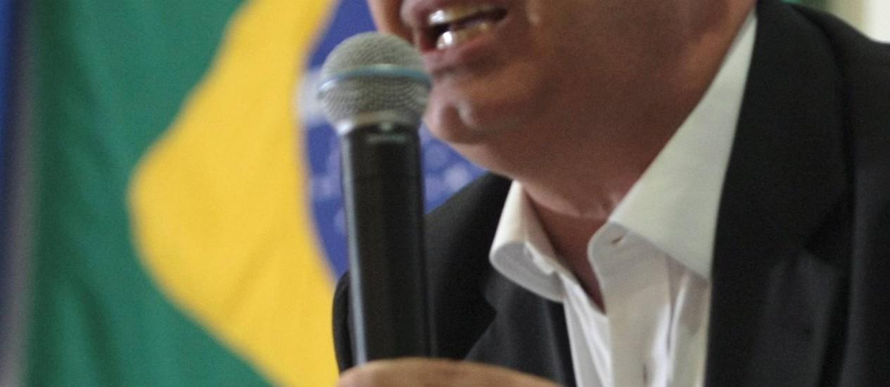 Eduardo Campos: siglas nanicas declararam apoio ao pré-candidato Foto: Hans Von Manteuffel / O Globo