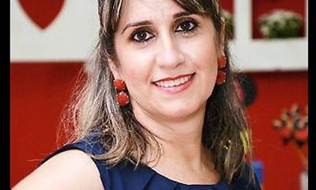 Lucy Mary Esteves, assessora do parlamentar Zeca Dirceu (PT), foi presa em flagrante em Umuarama Foto: Reprodução internet