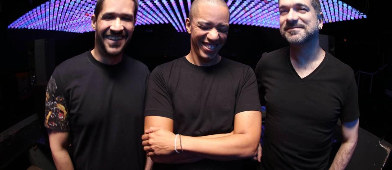 Noite mensal 'Trio' reunirá DJs Mau Mau, Felipe Venancio e Memê Foto: Eduardo Llerena