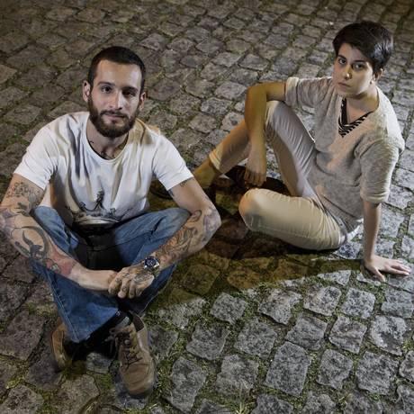 Com discurso social, Mikhaila e Vitor entraram em briga para defender vítimas Foto: / Guito Moreto