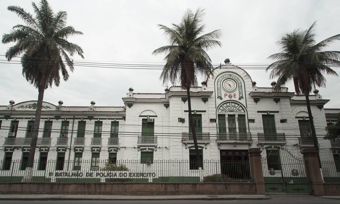 Coronel reformado da PM trabalhou por dois anos no DOI-I da Barão de Mesquita, na Tijuca Foto: Leo Martins