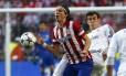 Filipe Luis está disposto a deixar o Atlético de Madrid Foto: MICHAEL DALDER / REUTERS