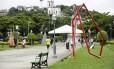 """A primeira edição da mostra """"Rio de Esculturas Monumentais"""" abriga 17 trabalhos"""