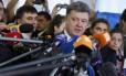 Chocolate. Petro Poroshenko foi eleito o novo presidente da Ucrãnia com vitória esmagadora no primeiro turno