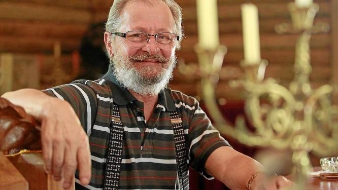 Patriarca. Wozdyslack Nicozaywicth Zacarowyskini , o Russo, está há 45 anos no comando da empresa Foto: Márcio Alves / Agência O Globo