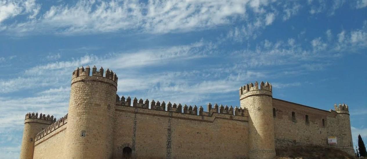 O governo quer obter € 9,5 milhões pelo Castelo de Maqueda Foto: Reprodução da internet