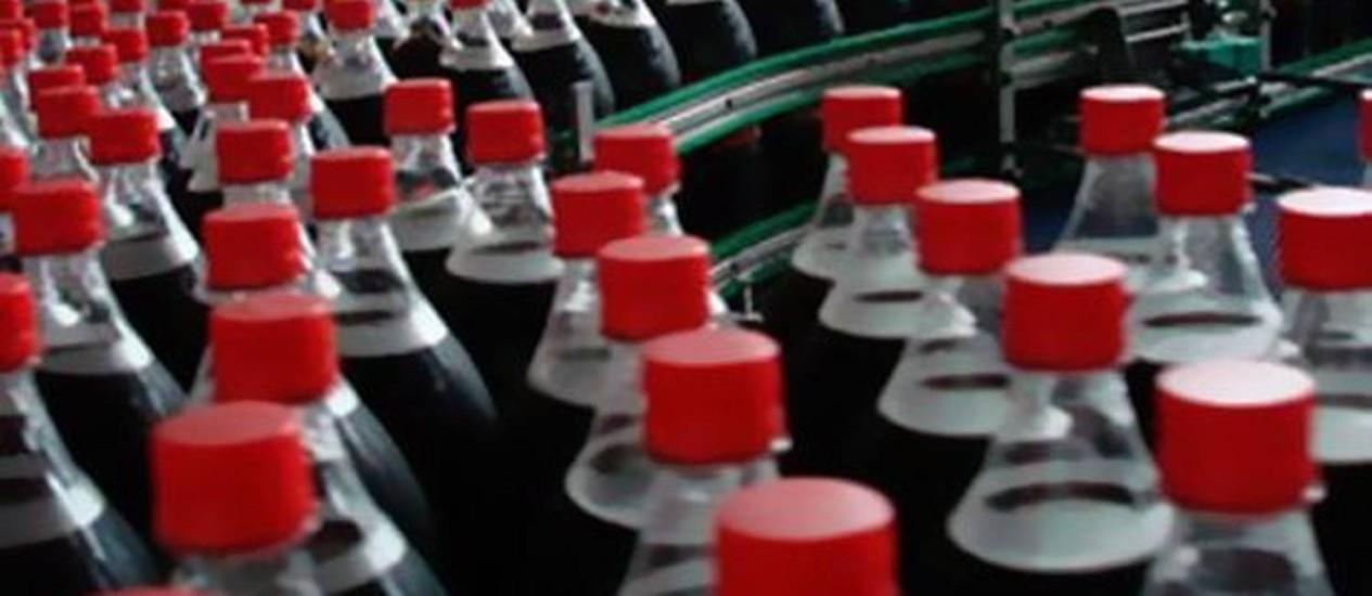 Iniciativa da marca de refrigerantes tem o custo de 20 milhões de libras Foto: Agência O Globo