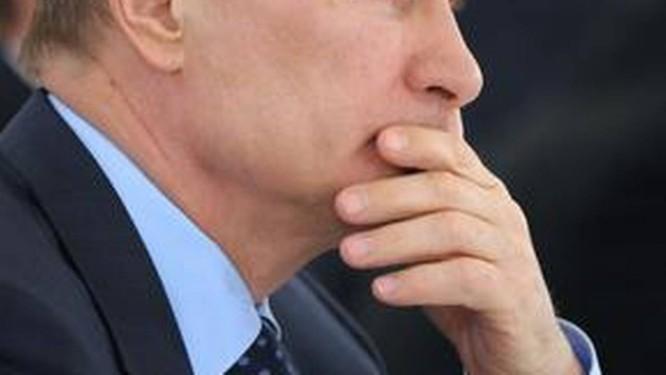 Vladimir Putin, presidente da Rússia Foto: AFP