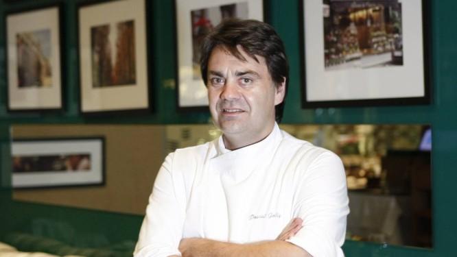 No Chez L´Ami Martin, o chef Pascal Jolly é o destaque Foto: Eduardo Naddar / Eduardo Naddar