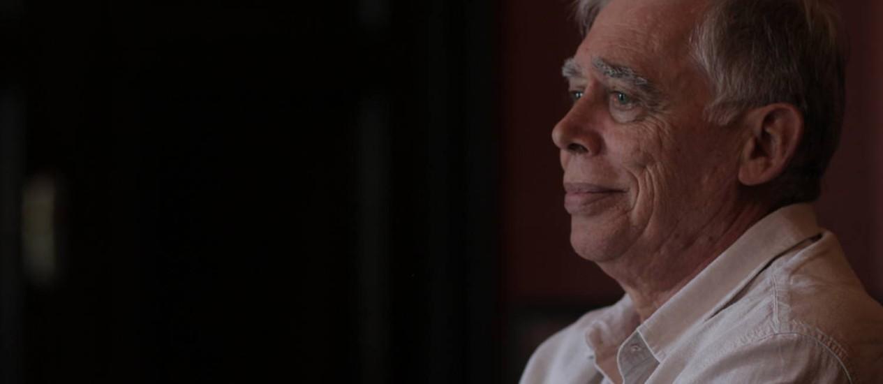 Hoje doutor em economia, René de Carvalho conta o que viveu Foto: Divulgação