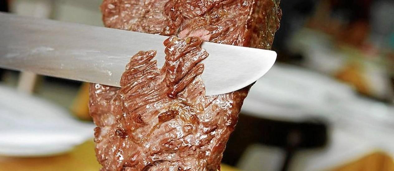 Tenra. A maminha do Braseiro do Sul: qualidade da carne foi elogiada pelo júri Foto: Eduardo Naddar / Eduardo Naddar
