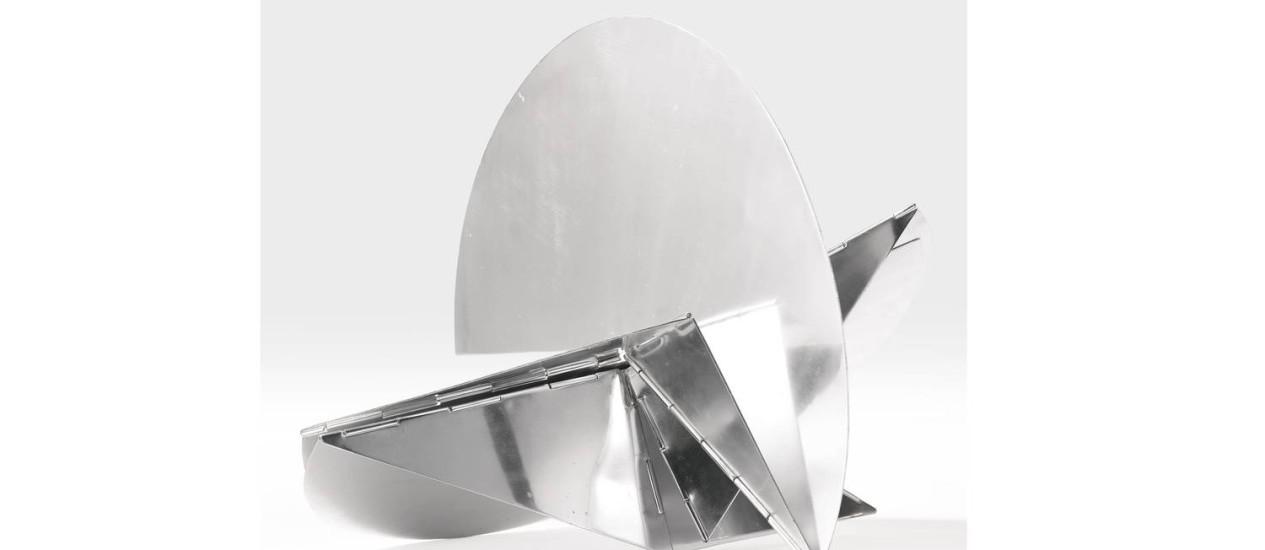 """Escultura """"Bicho-em-si-md (No. IV)"""", de 1960, arrematada por US$ 1,1 milhão Foto: Reprodução"""