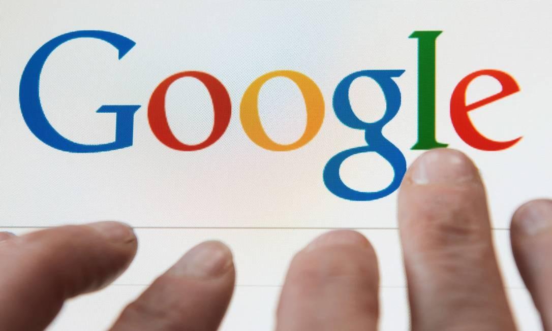 Empregado do Google é majoritariamente homem e branco Foto: Philippe Huguen / AFP