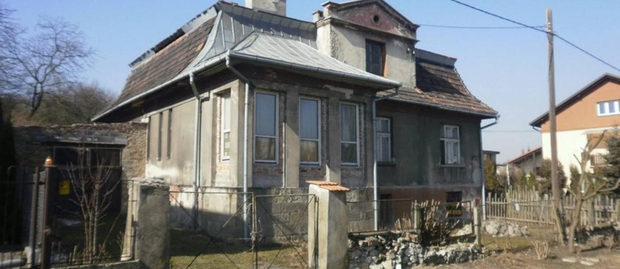 A casa do nazista Amon Goeth, em Cracóvia, Polônia Foto: Reprodução