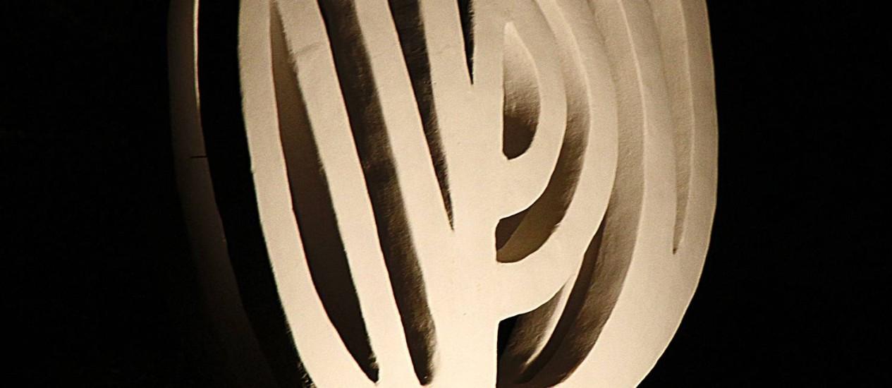 Obra da escultora e poeta Felícia Leirner Foto: Foto de Adolfo A. Leirner/Divulgação