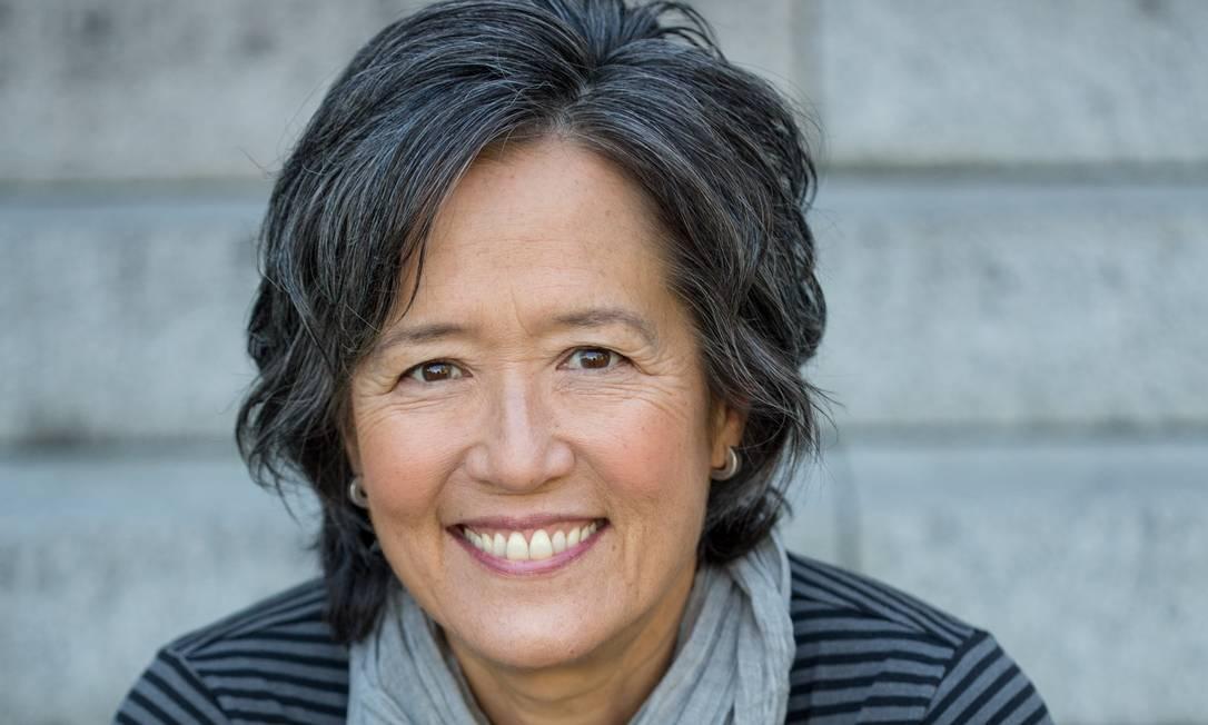 Assim como a personagem do livro, Ruth Ozeki diz que sua formação bicultural também deixou marcas Foto: / Divulgação/Kris Krug