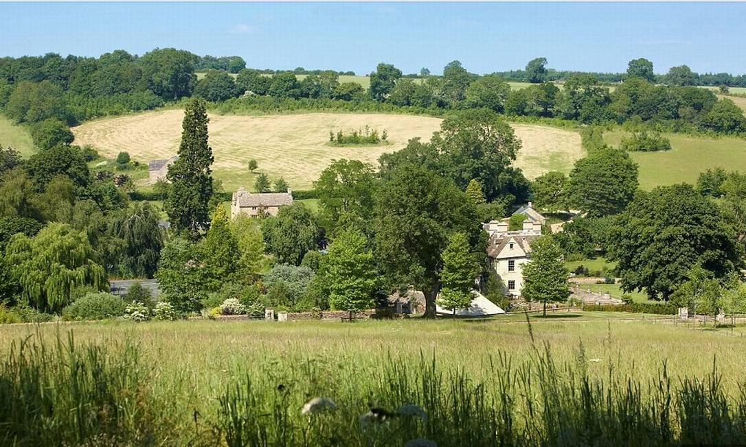O povoado de Little Rollright: à venda Foto: / Reprodução