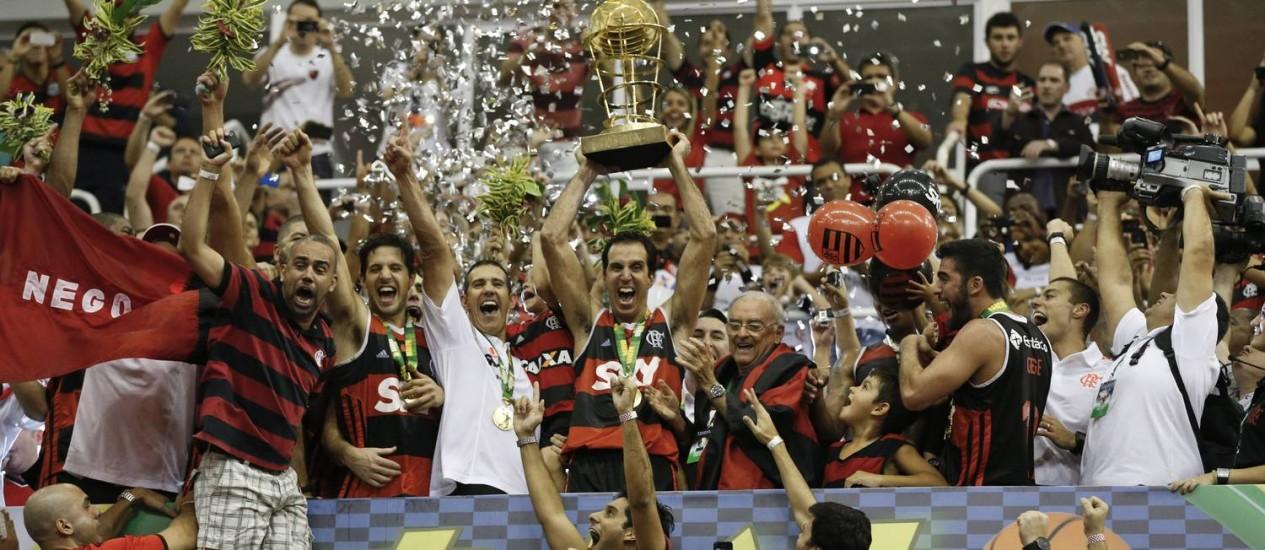 Flamengo Foto: Guito Moreto / Agência O Globo