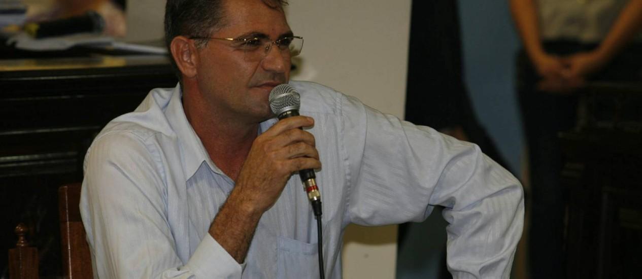 Regivaldo Pereira Galvão Foto: ANTÔNIO SILVA / Agência O Globo