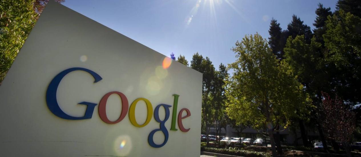 """Google criticou lei europeia conhecida como """"direito de ser esquecido"""" Foto: David Paul Morris / Bloomberg"""