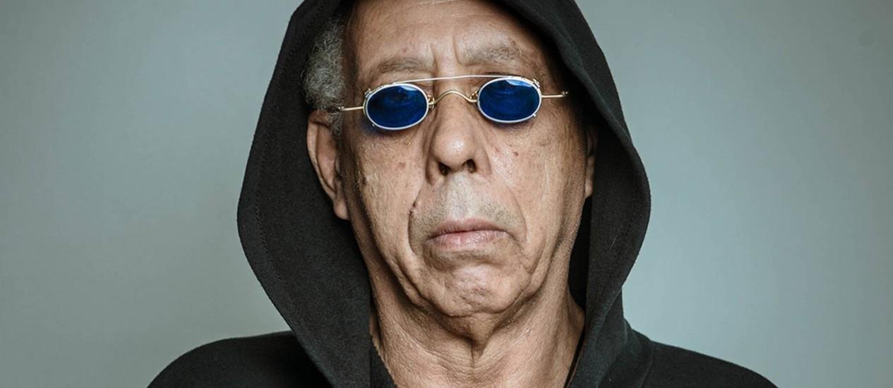 Aos 71 anos, Jards Macalé mostra ao mundo a 'Macalândia' na 'Ocupação' em sua homenagem Foto: Andre Seiti / DIVULGAÇÃO