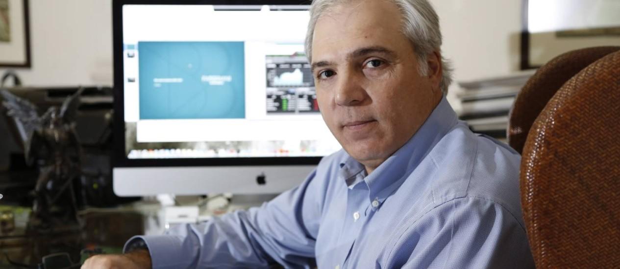 Defensor: Fabbriani ainda acredita no investimento no longo prazo Foto: Fabio Rossi / O Globo