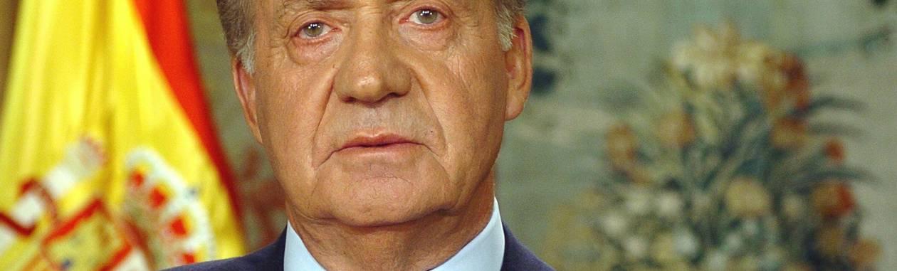 O Rei Juan Carlos da Espanha em dezembro de 2005 Foto: BALLESTEROS / AFP