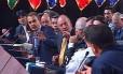 Juan Carlos discute com Hugo Chávez, de costas: frase 'por que no te callas?' se tornou viral