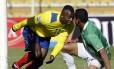 Benítez era uma das esperanças do Equador para a Copa do Mundo deste ano