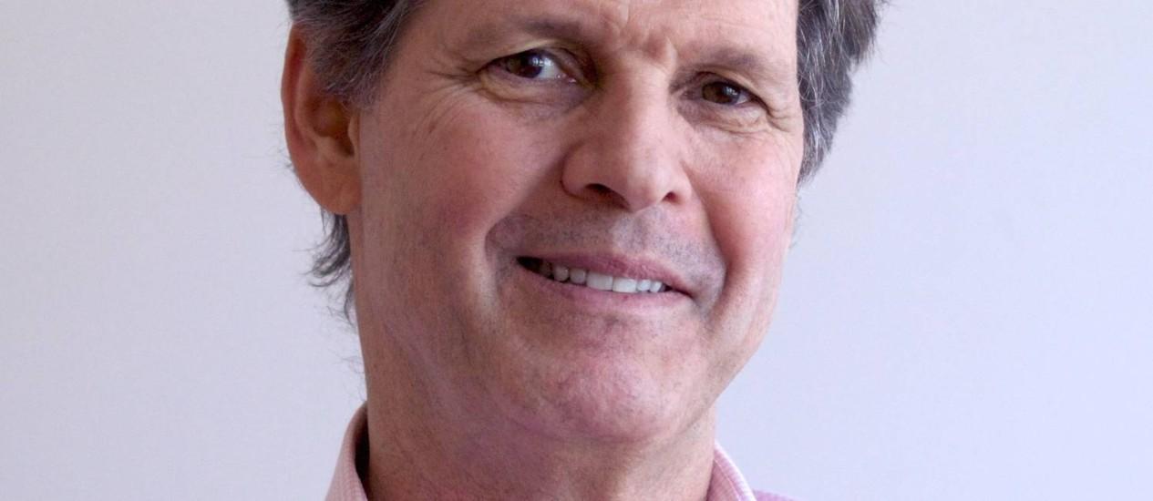 Pediatra Roberto Cooper, que inaugura seu blog no GLOBO Foto: Acervo pessoal