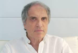 O psicólogo Alberto Goldin: país bipolar Foto: O Globo