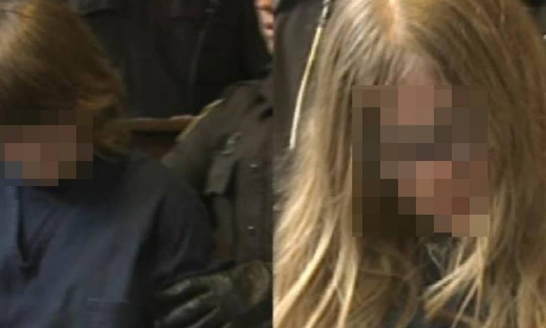 Adolescentes contaram à polícia que estavam planejando o ataque desde fevereiro Foto: Reprodução CNN