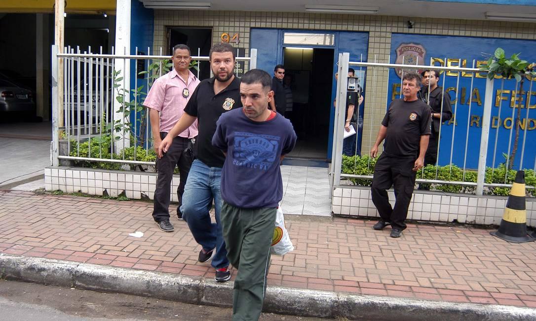 Os oito detidos pela PF foram indiciados por tráfico de drogas e associação para o tráfico, assim como porte de entorpecentes e material para endolação Foto: Filipe Carneiro (Diário do Vale) / Divulgação