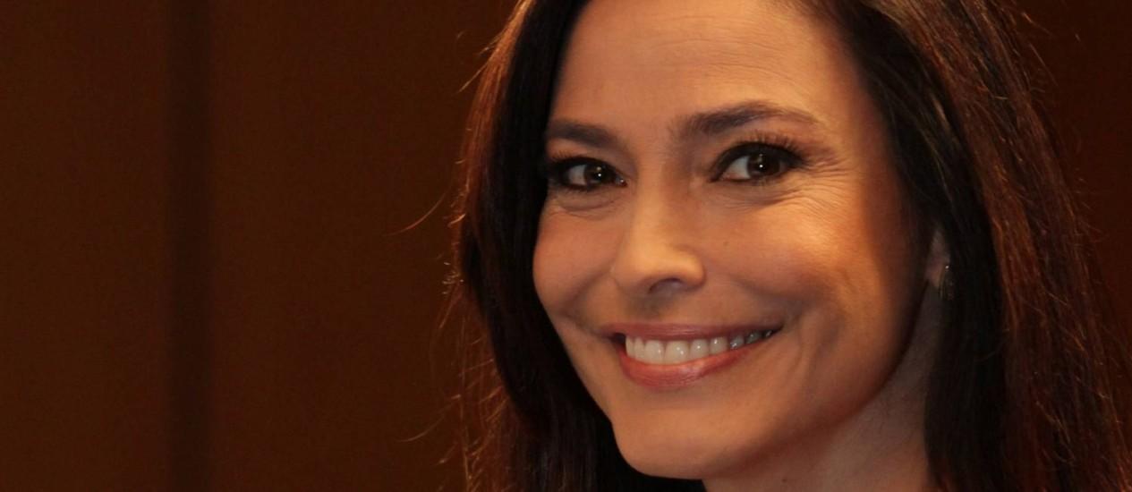 Valéria Monteiro diz que sonha ser cantora Foto: Divulgação/Rogério Resende