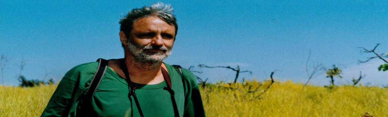 Fotógrafo Luiz Cláudio Marigo, morreu dentro de um ônibus em frente ao Instituto Nacional de Cardiologia (INC), em Larajaneiras na segunda-feira Foto: Arquivo Pessoal