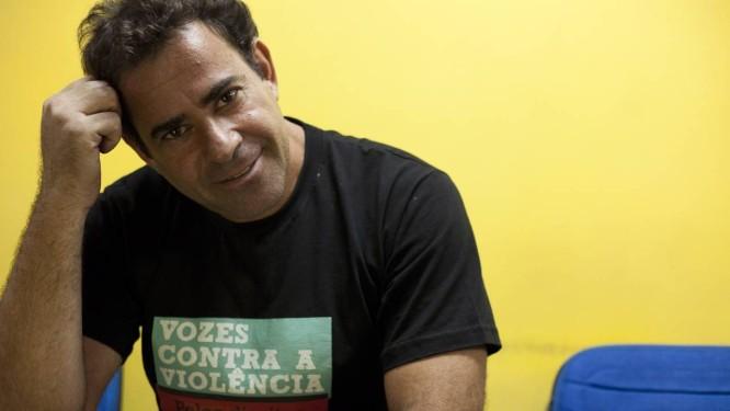 Cazu Barros, demitido em 1992 depois que empresa descobriu que ele tinha HIV, entrou na justiça e recebe salário até hoje Foto: Bianca Pimenta / Agência O Globo