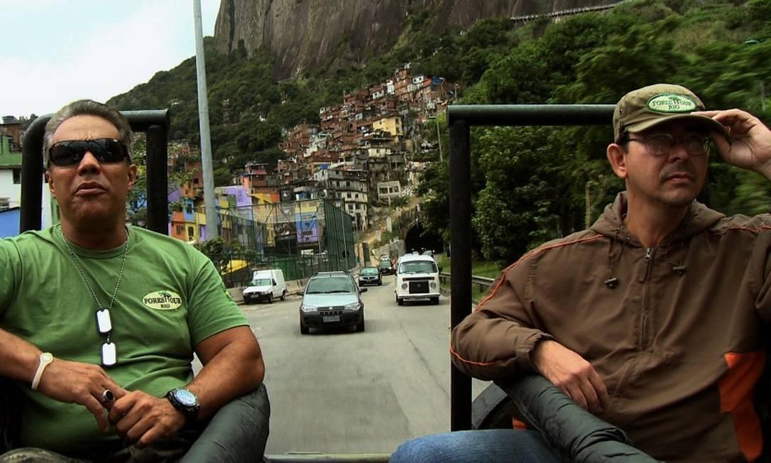 """Cena do documentário """"Em busca de um lugar comum"""" Foto: Divulgação"""