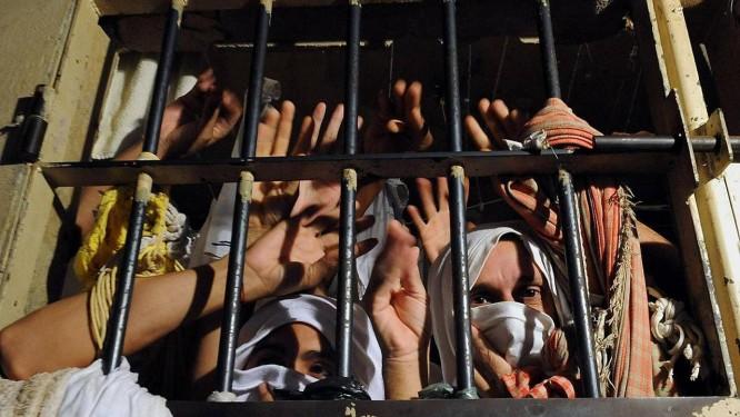 Prisão superlotada: CNJ aponta que faltam vagas em todas as unidades da federação Foto: Arquivo/Divulgação