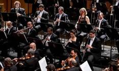 A Orquestra Petrobras Sinfônica Foto: Divulgação