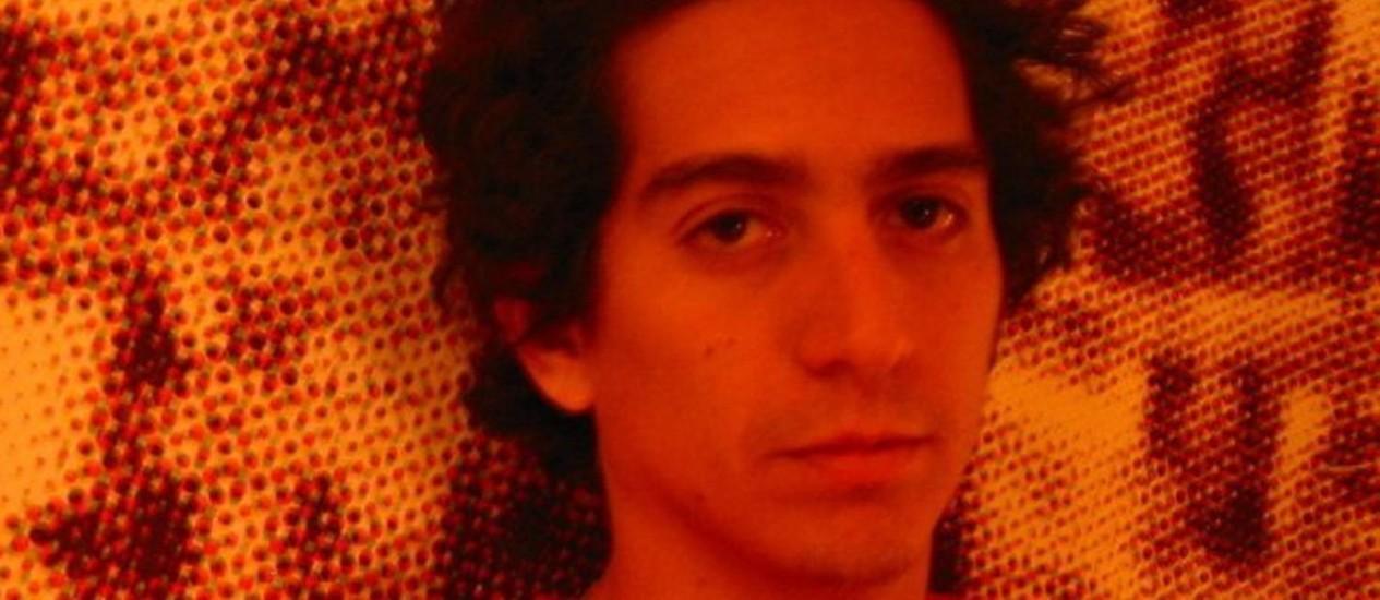 O escritor Daniel Alarcón, em 2007. Foto: Antonio Garcia / DIVULGAÇÃO