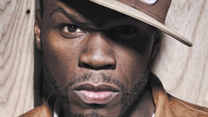 Rapper 50 Cent. Foto: DIVULGAÇÃO / Agência O Globo