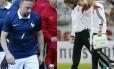 Ribéry e Marco Reus, duas estrelas que a Copa do Mundo perdeu por causa de lesões